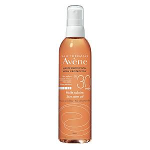 Avène - Huile solaire 30 SPF
