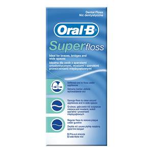 Oral-B Super Floss  Filo interdentale