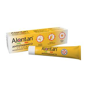 ALONTAN ANTISTAMIN*2% CR 30G