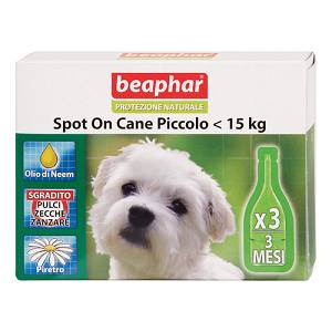 Beaphar Protezione Naturale SPOT ON CANE