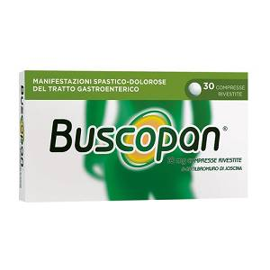 Buscopan 10 mg cpr.