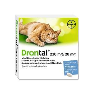DRONTAL GATTO 2CPR