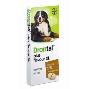 DRONTAL MULTI AR CARNE XL*8CPR