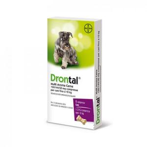 DRONTAL MULTI AR CARNE*6CPR
