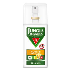 Jungle Formula Repellente Antizanzare Spray Forte, 75 ml