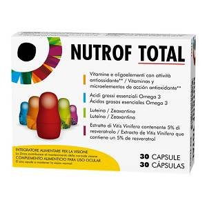 Nutrof Total 30 cpr