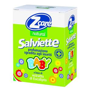 ZCARE NATURAL BABY SALVIETTE10PZ