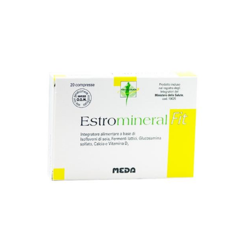 Estromineral Fit 20 cpr
