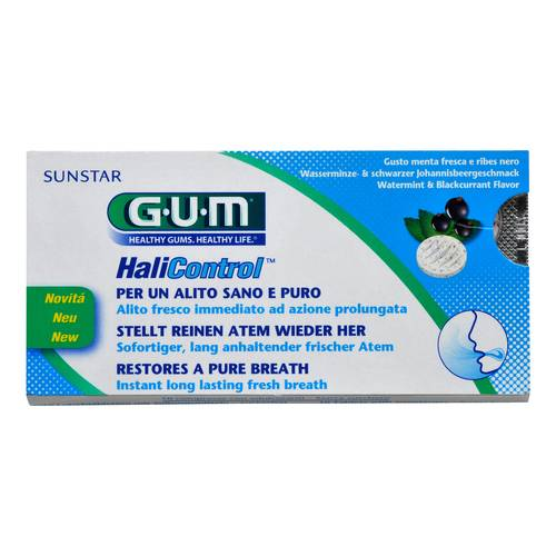 GUM - HaliControl Compresse