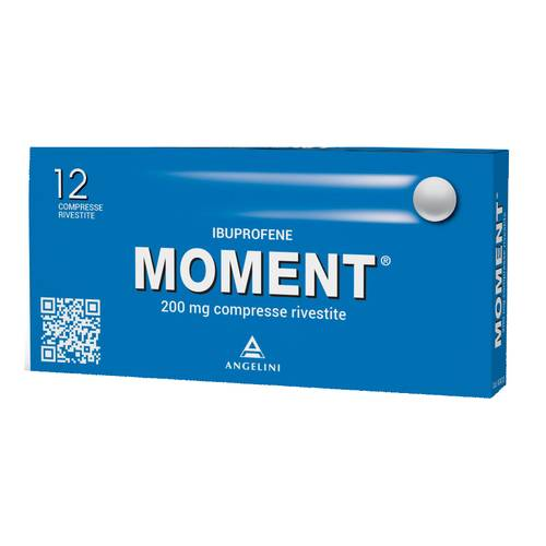Moment 200 mg compresse