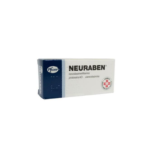 Neuraben 100 mg capsule
