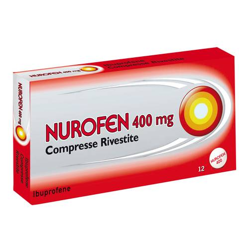 Nurofen 400 mg compresse