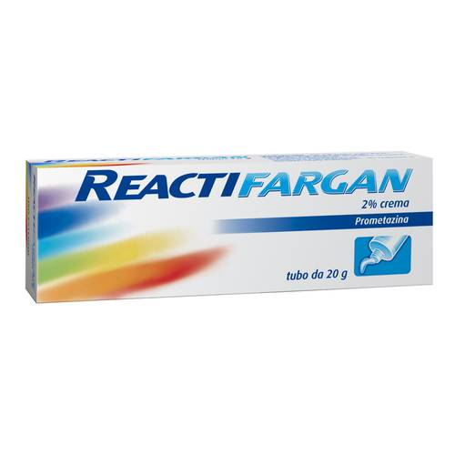 Reactifargan 2% Crema