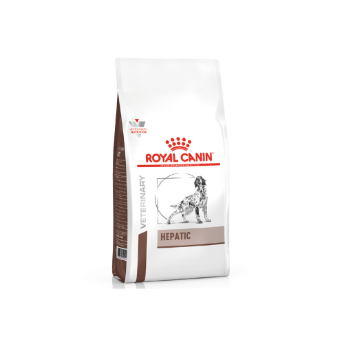 Royal Canin Hepatic secco Cani