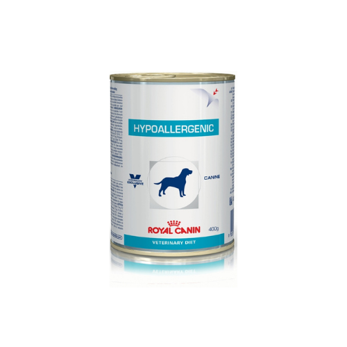 Royal Canin Hypoallergenic umido cani