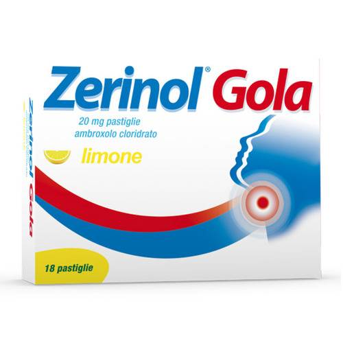 Zerinol Gola 20 mg past.